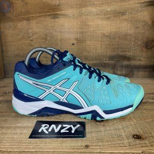 Asics Gel Resolution Aqua Athletic Sneakers